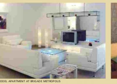 Gallery Cover Image of 1550 Sq.ft 3 BHK Apartment for rent in Brigade Metropolis, Mahadevapura for 38000