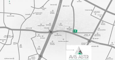 Project Image of 1302.0 - 1501.0 Sq.ft 3 BHK Apartment for buy in Avis Aster