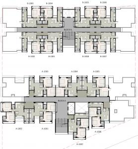 Project Image of 388.04 - 503.32 Sq.ft 1 BHK Apartment for buy in Saanvi Aarambh