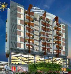 Project Image of 603 - 3251.02 Sq.ft 2 BHK Apartment for buy in Kemtani Group Expressions