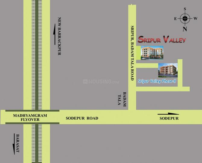 Project Image of 786.0 - 1351.0 Sq.ft 2 BHK Apartment for buy in Sripur Valley Phase II