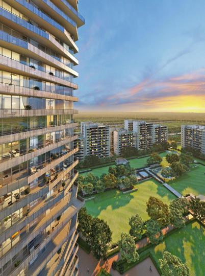 Project Image of 1365.0 - 3927.0 Sq.ft 2 BHK Apartment for buy in Ireo Skyon