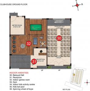 Project Image of 1630.0 - 1979.0 Sq.ft 3 BHK Villa for buy in Casagrand Florella
