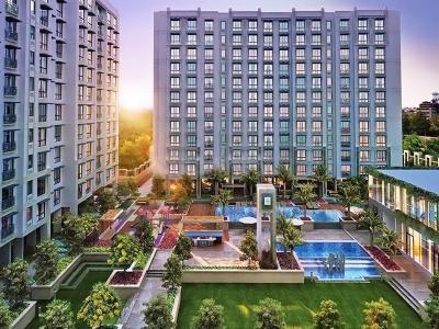 Project Image of 650.0 - 1165.0 Sq.ft 2 BHK Apartment for buy in Kolte Patil Jai Vijay