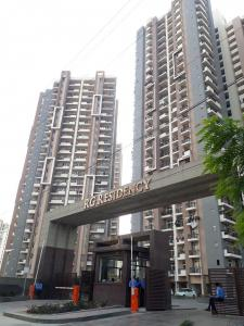 Gallery Cover Image of 600 Sq.ft 1 RK Independent Floor for rent in RG Residency, Sector 120 for 12000
