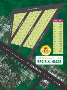 Project Image of 840 - 1415 Sq.ft Residential Plot Plot for buy in SVP RPG R K Nagar