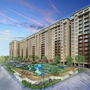 Project Image of 517.0 - 1314.0 Sq.ft 1 BHK Apartment for buy in Provident Park Square