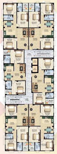 Gallery Cover Pic of Sri Mateshwari Residency