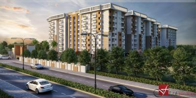Project Image of 345.0 - 899.0 Sq.ft Studio Studio Apartment for buy in Sowparnika Ashiyana Phase I