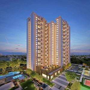 Gallery Cover Image of 2370 Sq.ft 3 BHK Apartment for buy in Mahindra Windchimes, Arakere for 20000000