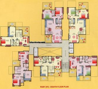 Project Image of 1000 Sq.ft 2 BHK Apartment for buyin Katraj for 7500000