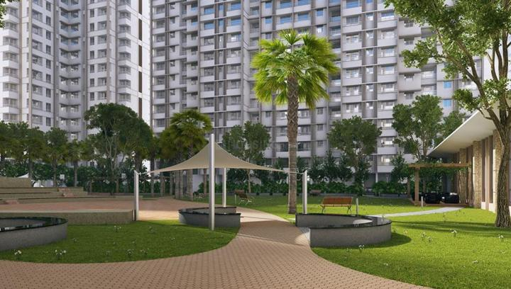 Project Image of 406.01 - 519.79 Sq.ft 1 BHK Apartment for buy in Raunak City Sector IV D8