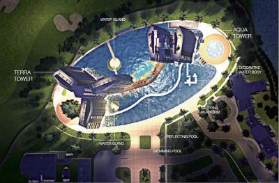 Project Image of 4723 - 8071 Sq.ft 4 BHK Apartment for buy in Unitech Grande Aqua Terra
