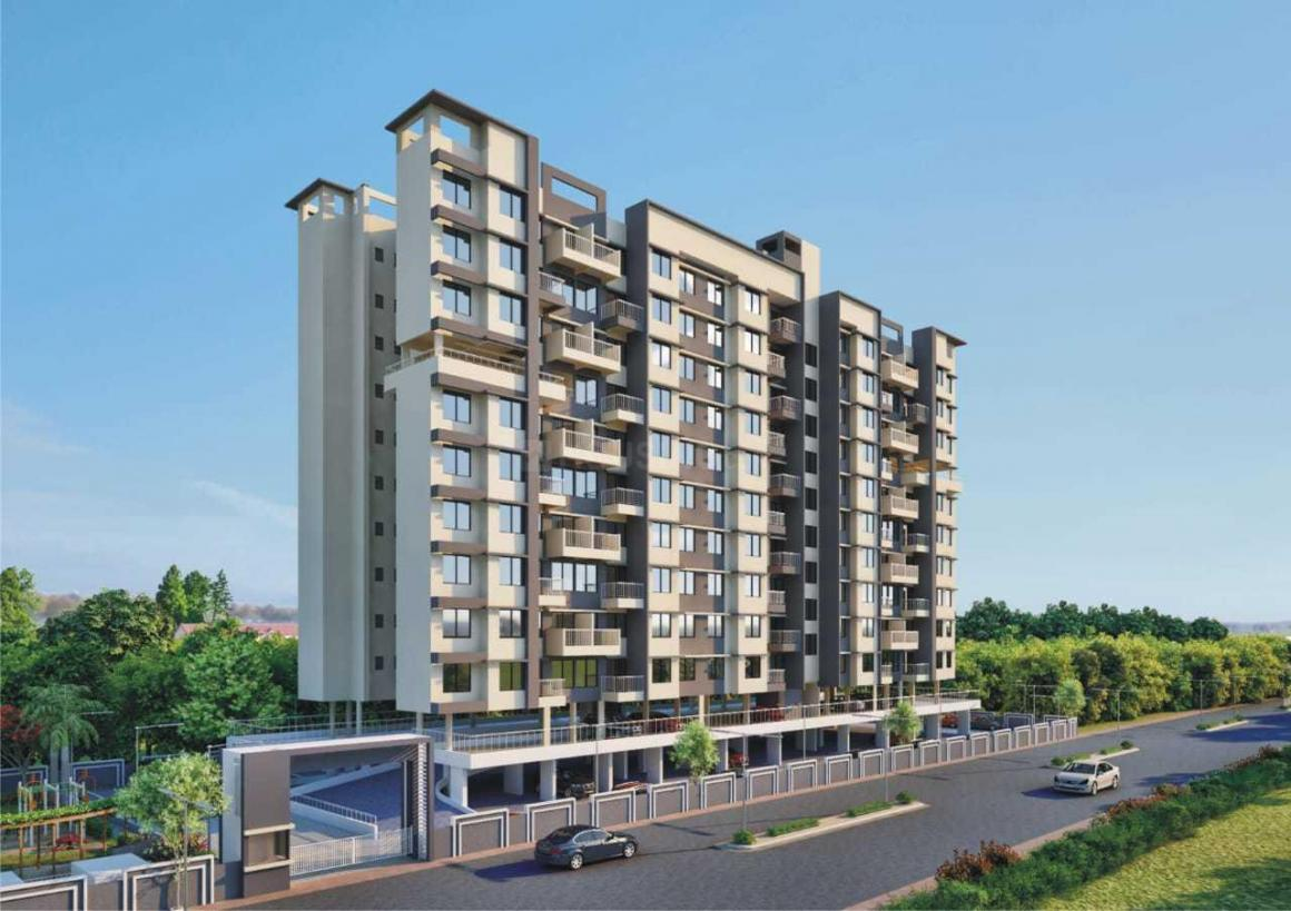 Project Image of 627.0 - 629.0 Sq.ft 2 BHK Apartment for buy in Divine Dazzle