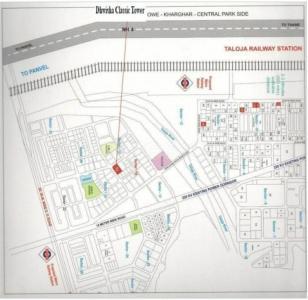 द्विशा क्लासिक टावर में खरीदने के लिए 400.0 - 1035.0 Sq.ft 1 BHK अपार्टमेंट प्रोजेक्ट  की तस्वीर