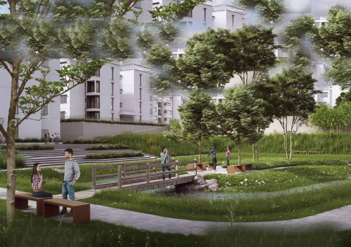 Project Image of 712.0 - 1708.0 Sq.ft 1 BHK Apartment for buy in Godrej Zest At Godrej Eternity