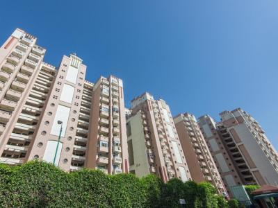 Gallery Cover Image of 280 Sq.ft 1 RK Apartment for rent in Suncity Essel Towers, Sushant Lok I for 14000