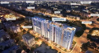 Project Image of 331.96 - 978.98 Sq.ft 1 RK Apartment for buy in MICL Aaradhya Nine