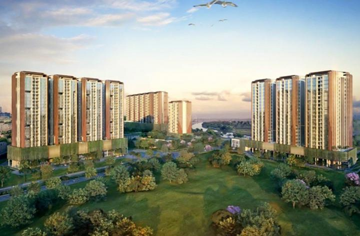 Project Image of 482.0 - 1144.0 Sq.ft 1 BHK Apartment for buy in Duville Riverdale Heights