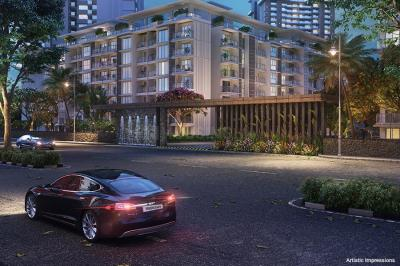 Project Image of 1037.0 - 3964.0 Sq.ft 1 BHK Apartment for buy in Godrej Palm Retreat