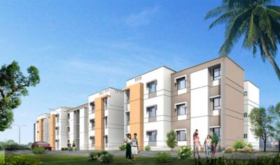 Gallery Cover Image of 465 Sq.ft 1 BHK Apartment for rent in Boisar for 3500