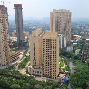 Project Images Image of Rustomji in Thane West