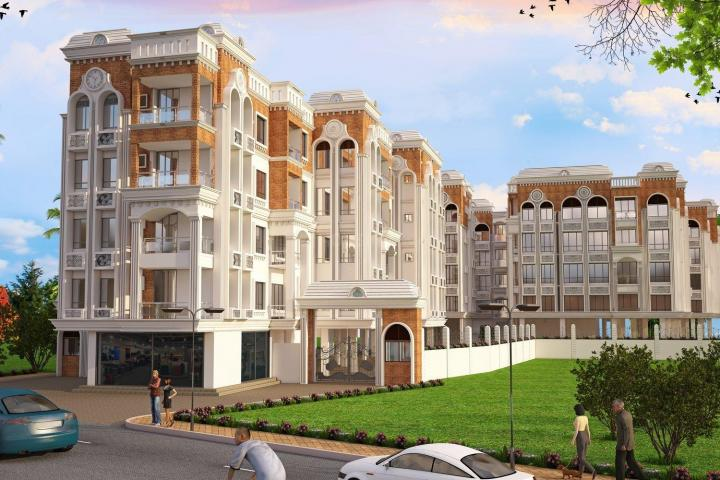Project Image of 738.0 - 1474.0 Sq.ft 2 BHK Apartment for buy in Realtech Rajarhat Junction