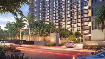 Project Image of 781.0 - 1321.0 Sq.ft 2 BHK Apartment for buy in Kalpataru Magnus