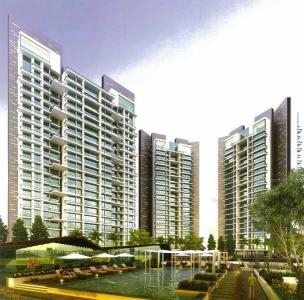 Project Image of 422.38 - 833.56 Sq.ft 1 BHK Apartment for buy in Salasar The Centre Park