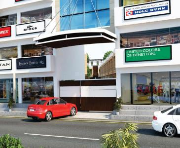Gallery Cover Image of 620 Sq.ft 1 BHK Independent House for buy in Palm Greens, Noida Extension for 1900000