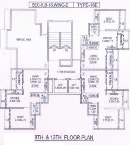 पंतन सिनर्जी में खरीदने के लिए 352.0 - 387.0 Sq.ft 1 BHK अपार्टमेंट प्रोजेक्ट  की तस्वीर