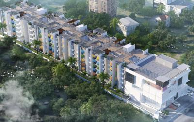 Project Image of 1190.0 - 1405.0 Sq.ft 2 BHK Apartment for buy in Mathrusris Sai Sanvi Grandeur