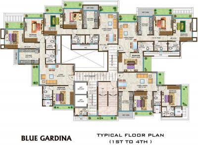 Gallery Cover Pic of Options Blue Gardina