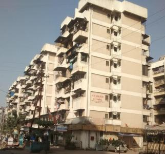 Gallery Cover Image of 950 Sq.ft 2 BHK Apartment for rent in Haware Nirmiti, Kamothe for 12000