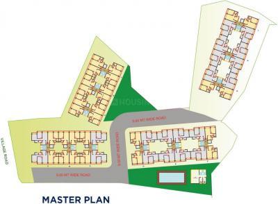 महावीर मजेस्टी फेज I में खरीदने के लिए 0 - 495.0 Sq.ft 2 BHK अपार्टमेंट प्रोजेक्ट  की तस्वीर