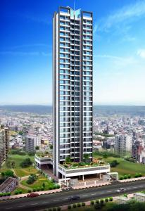 Gallery Cover Image of 1190 Sq.ft 2 BHK Apartment for rent in Balaji Heights, Kharghar for 28000