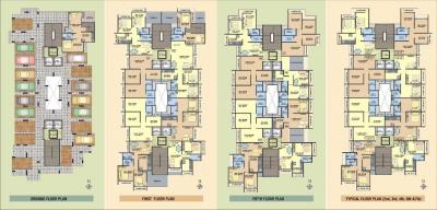 Project Image of 457.0 - 840.0 Sq.ft 1 BHK Apartment for buy in Shree Sugandh