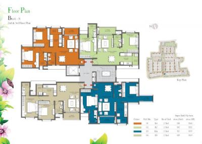 Gallery Cover Image of 615 Sq.ft 1 BHK Apartment for rent in Kew Gardens, Bellandur for 23000