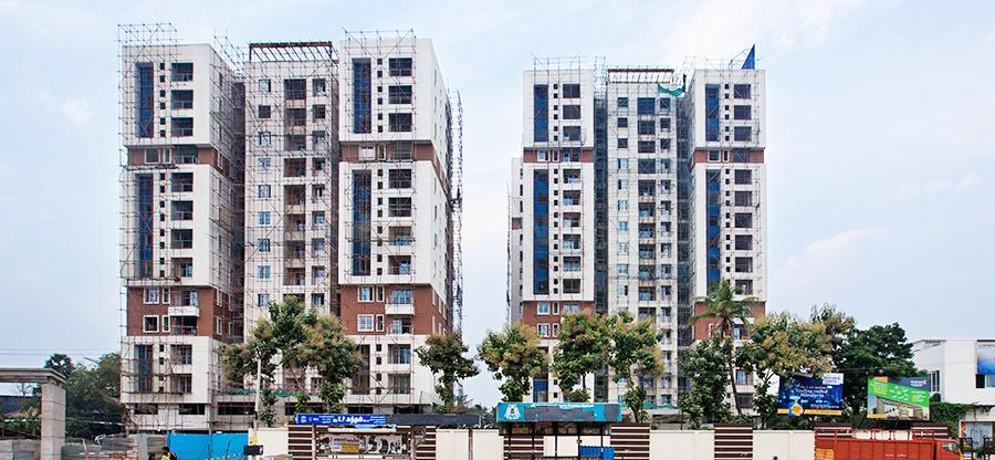 Project Image of 409.0 - 1296.0 Sq.ft 1 BHK Apartment for buy in Radiance Mandarin