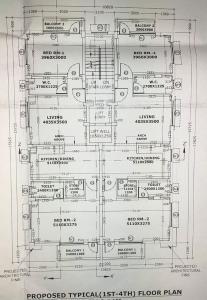 देव पुरबंगन कोऑपरेटिव हाउसिंग सोसाइटी में खरीदने के लिए 0 - 1250.0 Sq.ft 3 BHK अपार्टमेंट प्रोजेक्ट  की तस्वीर