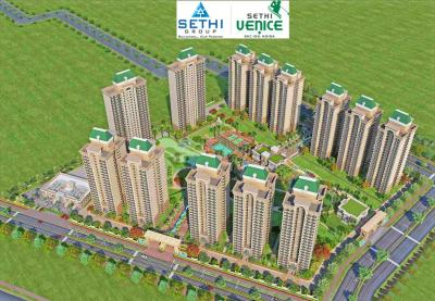 Project Image of 1800.0 - 3350.0 Sq.ft 3 BHK Apartment for buy in Sethi Venice
