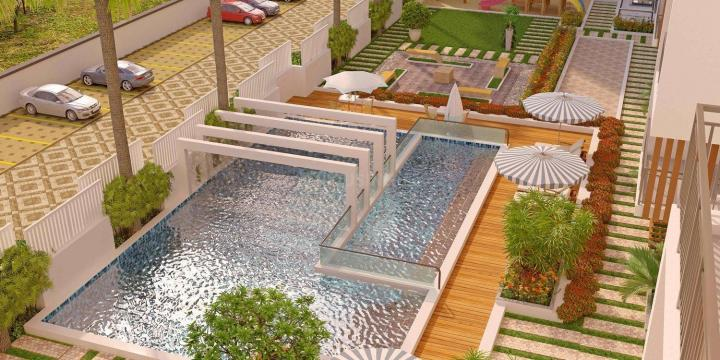 Project Image of 1115.0 - 1505.0 Sq.ft 2 BHK Apartment for buy in TVS Emerald LightHouse