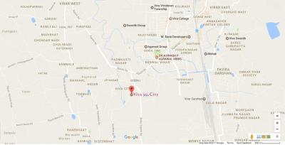 Project Image of 364.79 - 516.56 Sq.ft 1 BHK Apartment for buy in Viva City A5