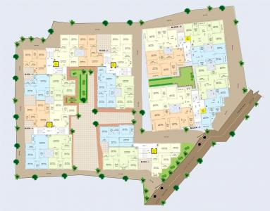 Project Image of 881.0 - 1461.0 Sq.ft 2 BHK Apartment for buy in Rohra Tirath Project