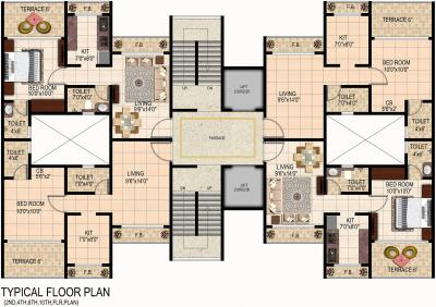 Project Image of 0 - 482 Sq.ft 1 BHK Apartment for buy in Wadhwa Regalia Phase 3