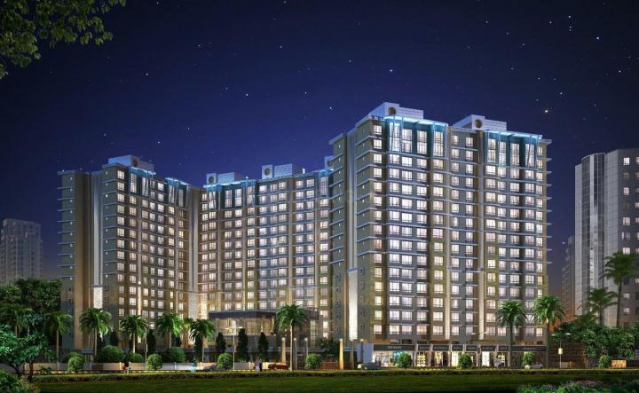 Project Image of 742.0 - 1012.0 Sq.ft 2 BHK Apartment for buy in Pride Park Royale