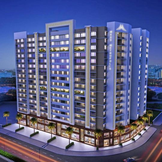 Project Image of 433.0 - 801.0 Sq.ft 1 BHK Apartment for buy in Grace Urban Development Corporation Mass Metropolis