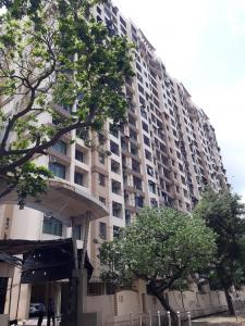 Gallery Cover Image of 800 Sq.ft 2 BHK Apartment for rent in Rajesh Raj Legacy II, Vikhroli West for 43000