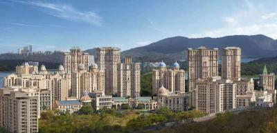 Project Image of 0 - 750.0 Sq.ft 2 BHK Apartment for buy in Hiranandani Developers Castle Rock C And D Wing