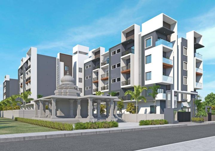 Project Image of 1194.0 - 1662.0 Sq.ft 2 BHK Apartment for buy in Splendid Sree Durga